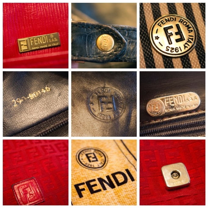 4a4c3882e5 3 Tips to Authenticating Vintage Fendi Bags
